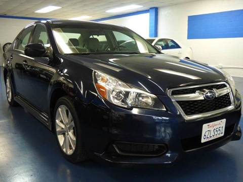 2013 Subaru Legacy for sale at H1 Auto Group in Sacramento CA
