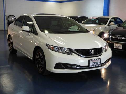2013 Honda Civic for sale at H1 Auto Group in Sacramento CA