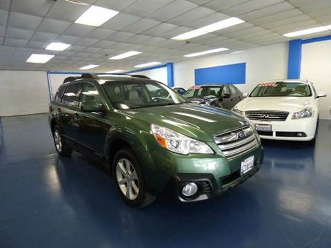 2013 Subaru Outback for sale at H1 Auto Group in Sacramento CA