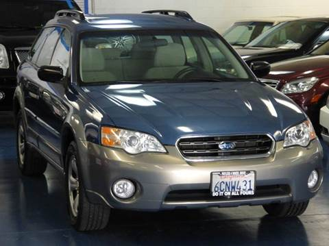 2007 Subaru Outback for sale at H1 Auto Group in Sacramento CA
