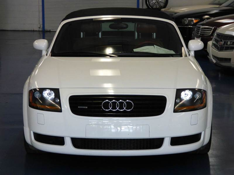 2002 Audi TT for sale at H1 Auto Group in Sacramento CA