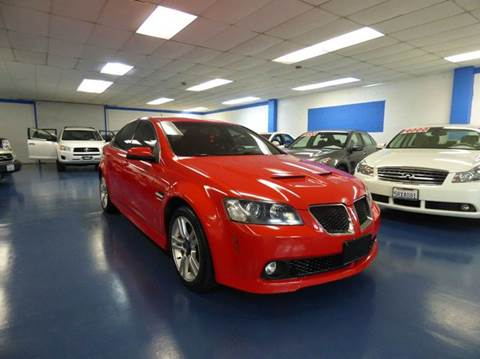 2008 Pontiac G8 for sale at H1 Auto Group in Sacramento CA