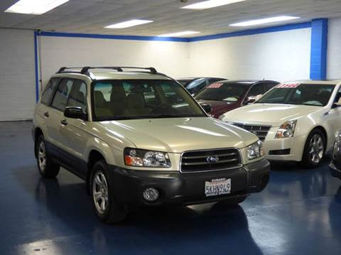 2005 Subaru Forester for sale at H1 Auto Group in Sacramento CA