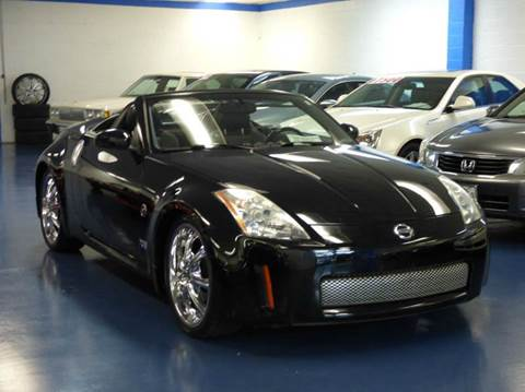 2005 Nissan 350Z for sale at H1 Auto Group in Sacramento CA