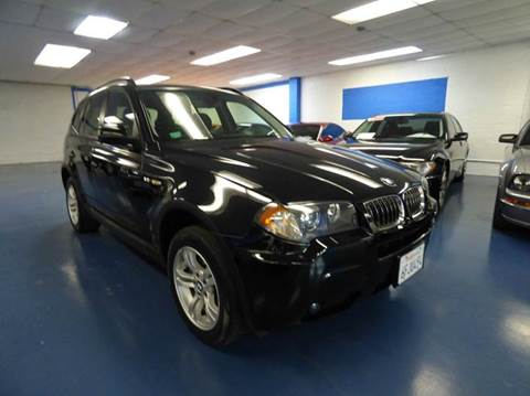 2006 BMW X3 for sale at H1 Auto Group in Sacramento CA