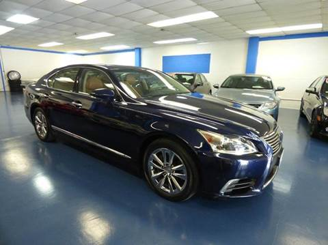 2013 Lexus LS 460 for sale at H1 Auto Group in Sacramento CA
