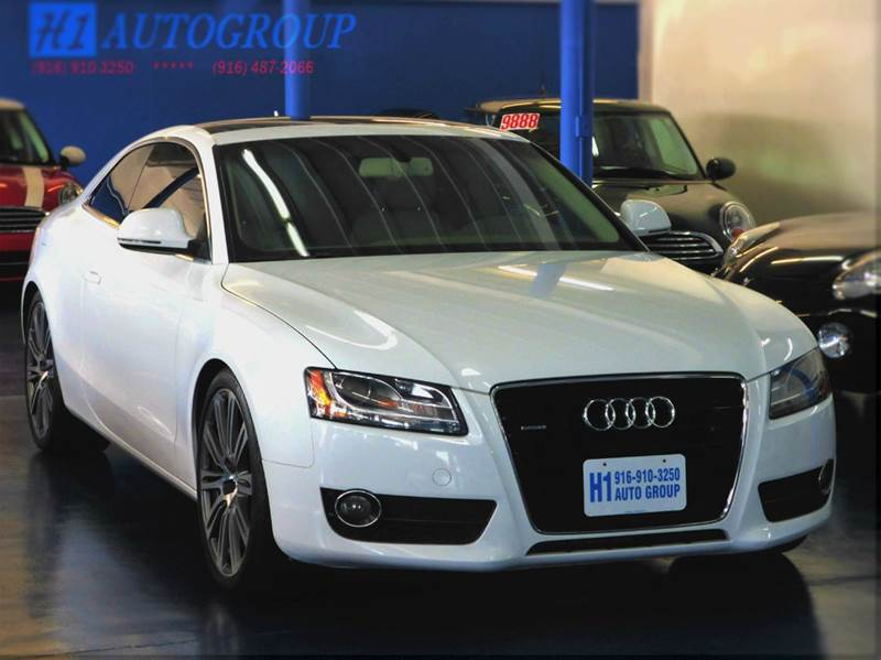 2008 Audi A5 for sale at H1 Auto Group in Sacramento CA