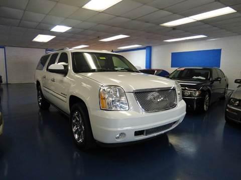 2007 GMC Yukon XL for sale at H1 Auto Group in Sacramento CA