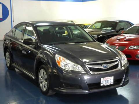 2011 Subaru Legacy for sale at H1 Auto Group in Sacramento CA