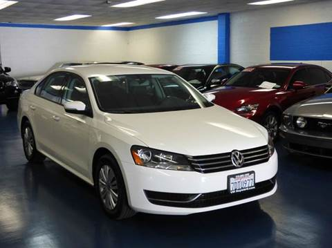 2014 Volkswagen Passat for sale at H1 Auto Group in Sacramento CA