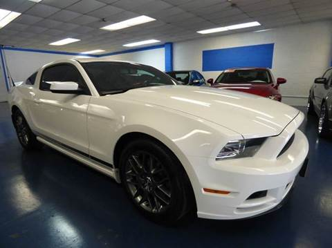 2013 Ford Mustang for sale at H1 Auto Group in Sacramento CA