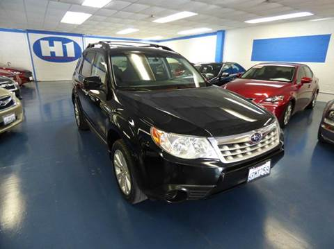 2011 Subaru Forester for sale at H1 Auto Group in Sacramento CA