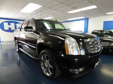 2008 Cadillac Escalade EXT for sale at H1 Auto Group in Sacramento CA
