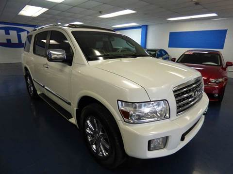 2008 Infiniti QX56 for sale at H1 Auto Group in Sacramento CA