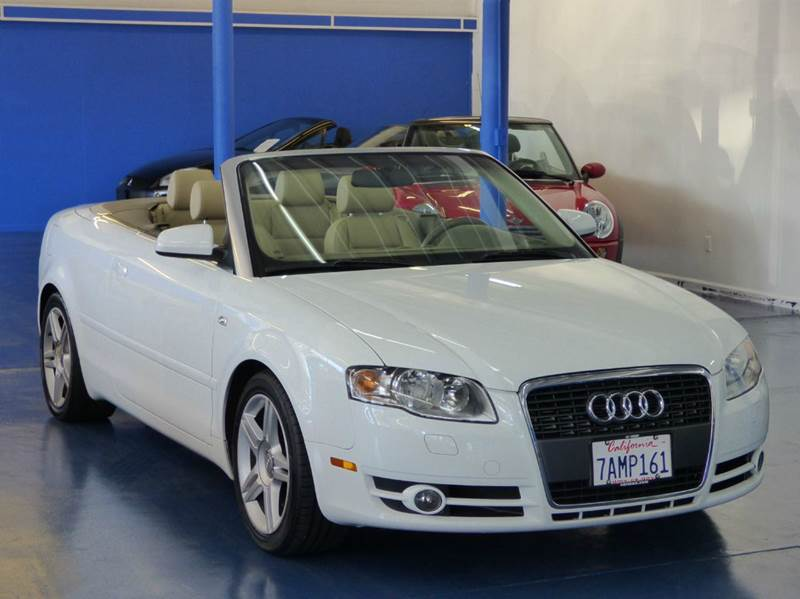 2007 Audi A4 for sale at H1 Auto Group in Sacramento CA