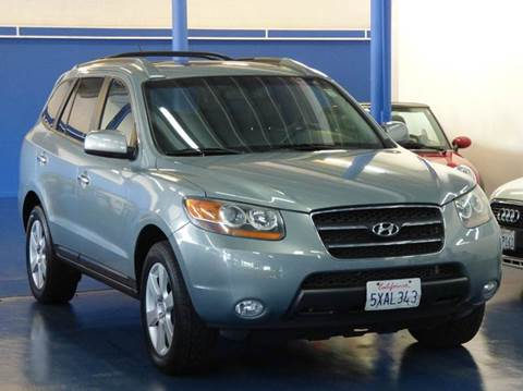 2007 Hyundai Santa Fe for sale at H1 Auto Group in Sacramento CA