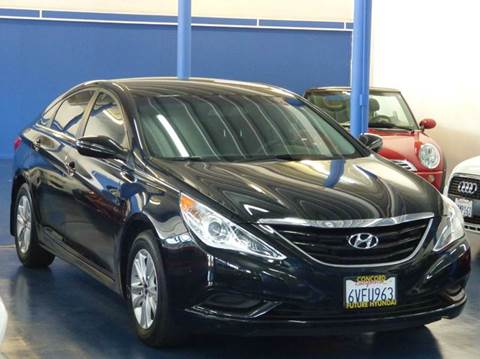 2012 Hyundai Sonata for sale at H1 Auto Group in Sacramento CA