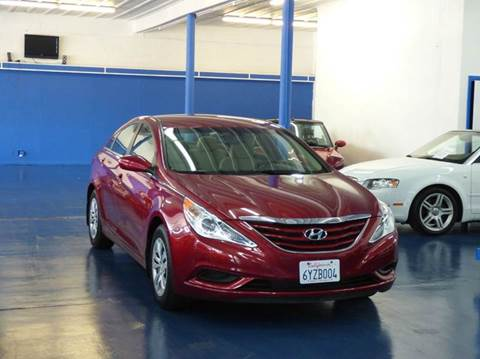 2013 Hyundai Sonata for sale at H1 Auto Group in Sacramento CA