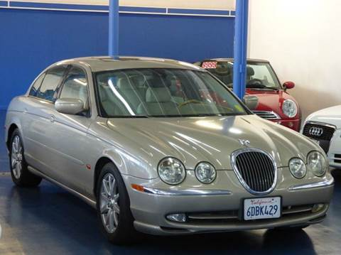2000 Jaguar S-Type for sale at H1 Auto Group in Sacramento CA