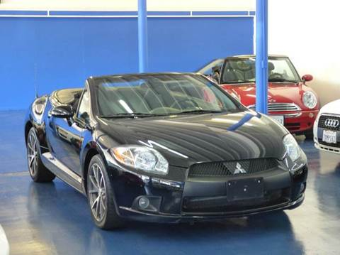 2012 Mitsubishi Eclipse Spyder for sale at H1 Auto Group in Sacramento CA