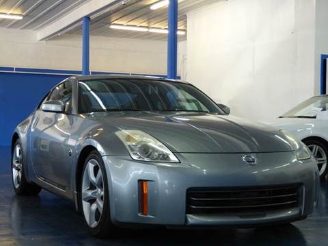 2006 Nissan 350Z for sale at H1 Auto Group in Sacramento CA