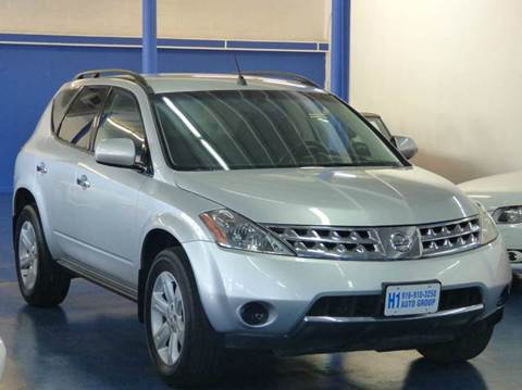 2006 Nissan Murano for sale at H1 Auto Group in Sacramento CA