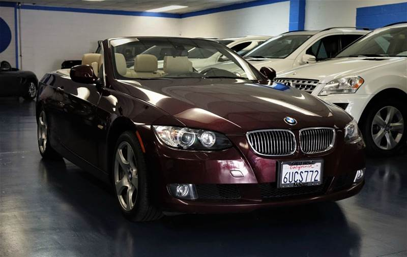 2010 BMW 3 Series 328i 2dr Convertible SULEV