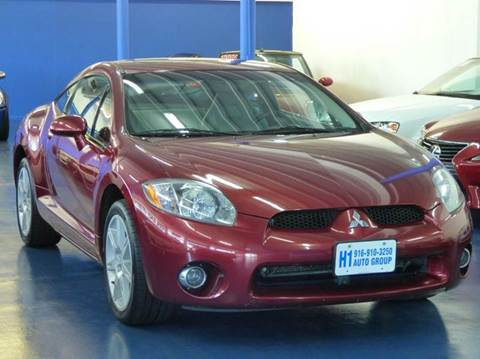 2006 Mitsubishi Eclipse for sale at H1 Auto Group in Sacramento CA
