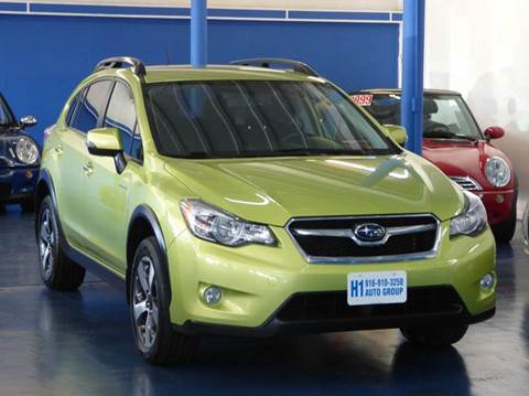 2014 Subaru XV Crosstrek for sale at H1 Auto Group in Sacramento CA