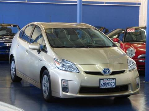 2010 Toyota Prius for sale at H1 Auto Group in Sacramento CA