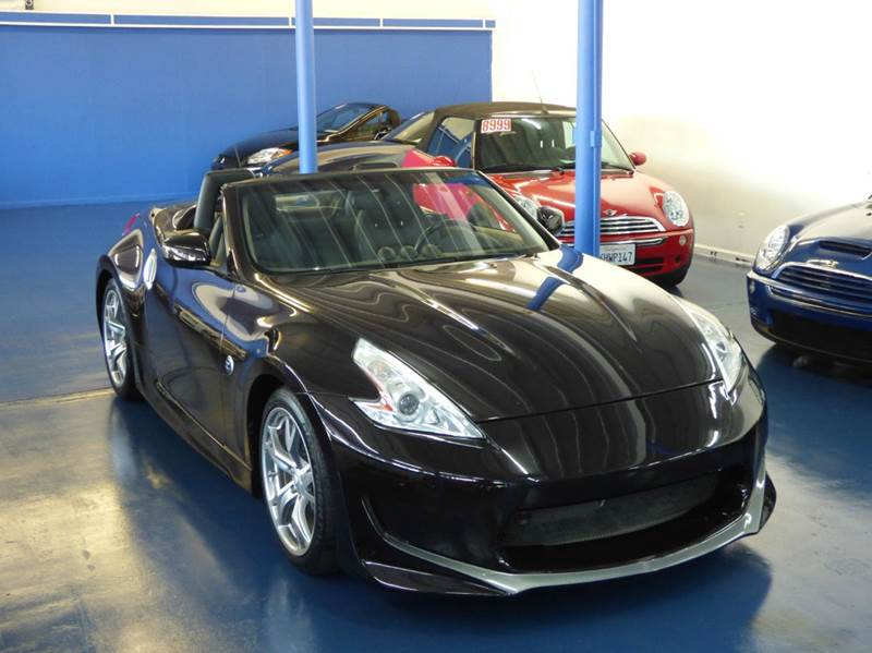 2010 Nissan 370z Roadster Touring 2dr Convertible 6m In Sacramento