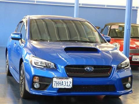 2015 Subaru WRX for sale at H1 Auto Group in Sacramento CA