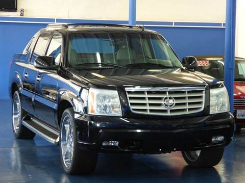 2002 Cadillac Escalade EXT for sale at H1 Auto Group in Sacramento CA