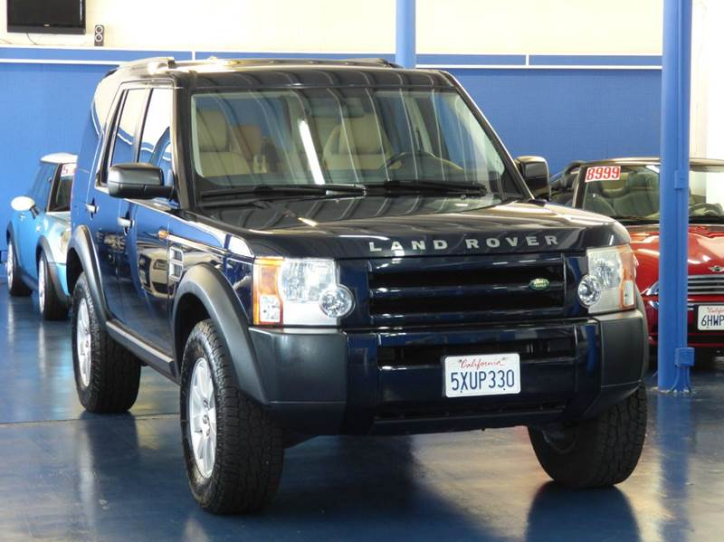 2006 Land Rover Lr3 SE 4WD 4dr SUV In Sacrato CA - H1 Auto Group