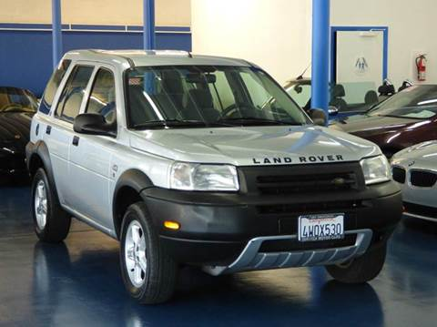 2002 Land Rover Freelander for sale at H1 Auto Group in Sacramento CA