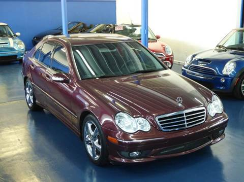 2006 Mercedes-Benz C-Class for sale at H1 Auto Group in Sacramento CA