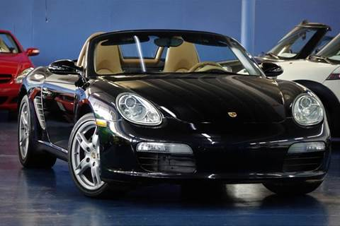 2005 Porsche Boxster for sale at H1 Auto Group in Sacramento CA