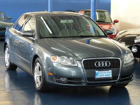 2006 Audi A4 for sale at H1 Auto Group in Sacramento CA
