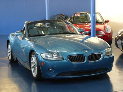 2005 BMW Z4 for sale at H1 Auto Group in Sacramento CA