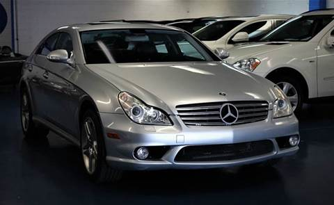 2006 Mercedes-Benz CLS for sale at H1 Auto Group in Sacramento CA