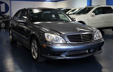 2006 Mercedes-Benz S-Class for sale at H1 Auto Group in Sacramento CA