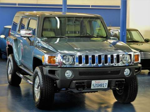 2007 HUMMER H3 for sale at H1 Auto Group in Sacramento CA