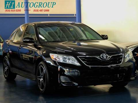 2011 Toyota Camry for sale at H1 Auto Group in Sacramento CA