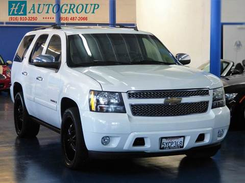2007 Chevrolet Tahoe for sale at H1 Auto Group in Sacramento CA
