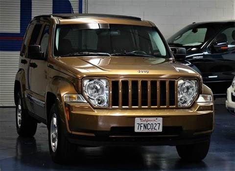 2011 Jeep Liberty for sale at H1 Auto Group in Sacramento CA