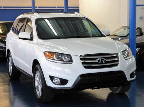 2012 Hyundai Santa Fe for sale at H1 Auto Group in Sacramento CA