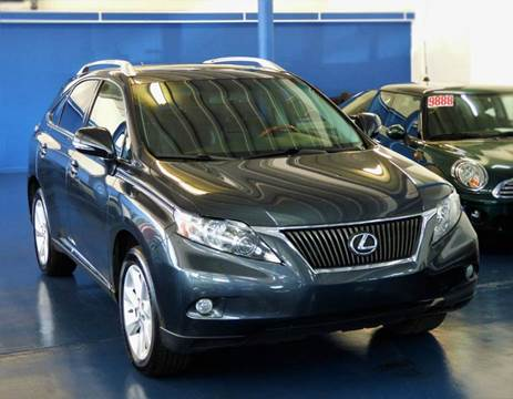 2010 Lexus RX 350 for sale at H1 Auto Group in Sacramento CA