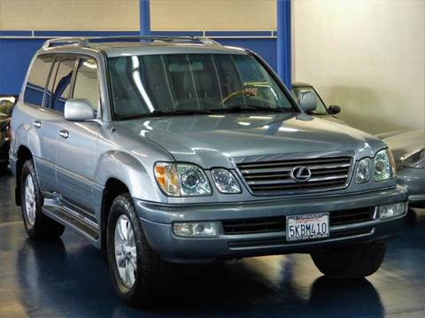 2005 Lexus LX 470 for sale at H1 Auto Group in Sacramento CA