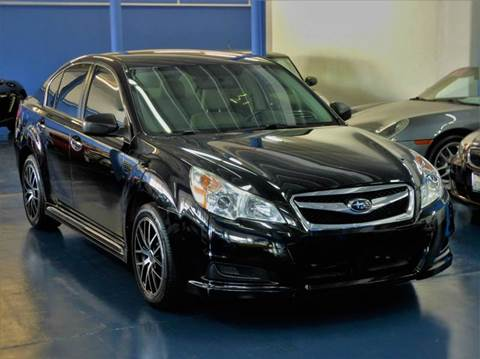 2010 Subaru Legacy for sale at H1 Auto Group in Sacramento CA
