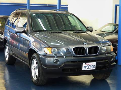 2002 BMW X5 for sale at H1 Auto Group in Sacramento CA